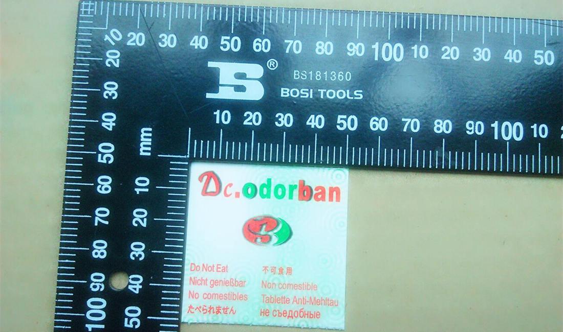 Dc.odorban防霉片