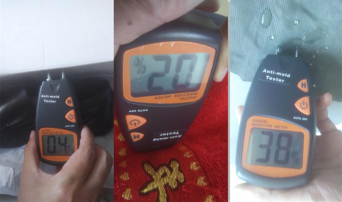 湿度测试仪测量范围